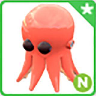 Pet | Neon Octopus