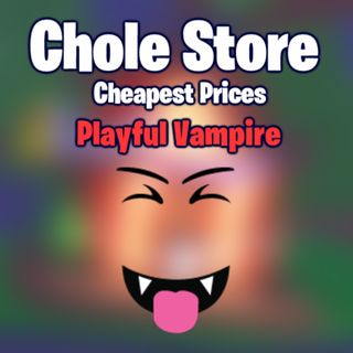 Limited | Playful Vampire