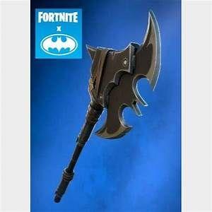 Code | Batarang Axe Pickaxe