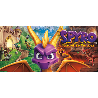 Spyro™ Reignited Trilogy (Instant Delivery)