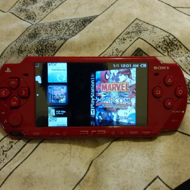 Psp (God Of War Edition) - PSP Consoles (Good) - Gameflip