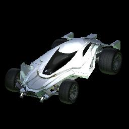 Mantis   Titanium White