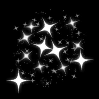Sparkles   Titanium White