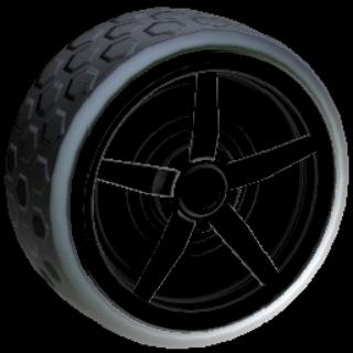 Gripstride HX: Inverted | Grey