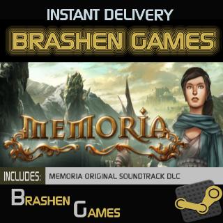 ⚡️ Memoria + Original Soundtrack DLC [INSTANT DELIVERY]