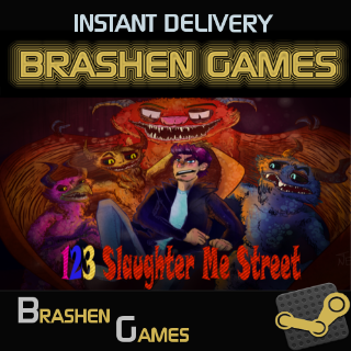 ⚡️ 123 Slaughter Me Street [INSTANT DELIVERY]