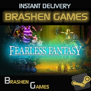 ⚡️ Fearless Fantasy [INSTANT DELIVERY]