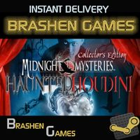 ⚡️ Midnight Mysteries 4: Haunted Houdini [INSTANT DELIVERY]