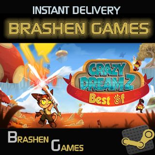 ⚡️ Crazy Dreamz: Best Of [INSTANT DELIVERY]