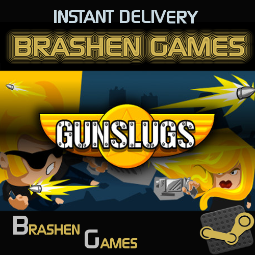 ⚡️ Gunslugs [INSTANT DELIVERY]