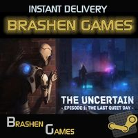 ⚡️ The Uncertain: Episode 1 - The Last Quiet Day [INSTANT DELIVERY]