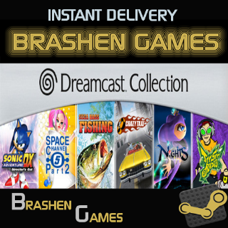 ⚡️ Dreamcast Collection [INSTANT DELIVERY]