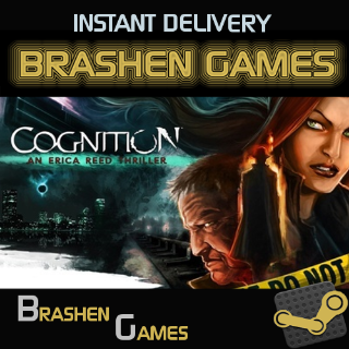 ⚡️ Cognition: An Erica Reed Thriller GOTY + OST [INSTANT DELIVERY]