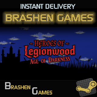 ⚡️ Heroes of Legionwood [INSTANT DELIVERY]