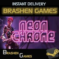 ⚡️ Neon Chrome [INSTANT DELIVERY]