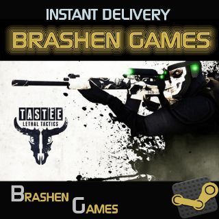 ⚡️ TASTEE: Lethal Tactics [INSTANT DELIVERY]