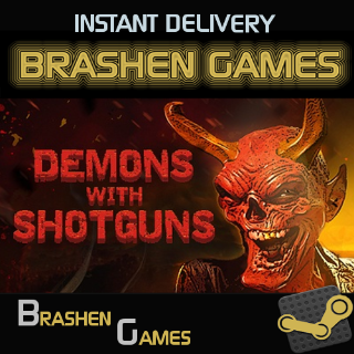 ⚡️ Demons with Shotguns [INSTANT DELIVERY]