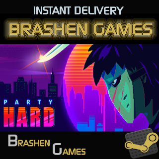 ⚡️ Party Hard [INSTANT DELIVERY]