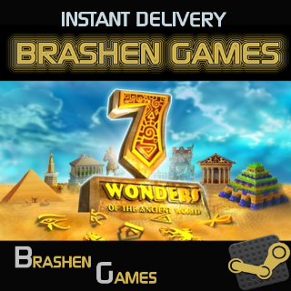 ⚡️ 7 Wonders of the Ancient World [INSTANT DELIVERY]