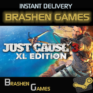 JUST CAUSE 3 XL EDITION [INSTANT DELIVERY]