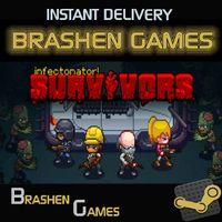 ⚡️ Infectonator: Survivors [INSTANT DELIVERY]