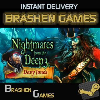 ⚡️ Nightmares from the Deep 3: Davy Jones [INSTANT DELIVERY]