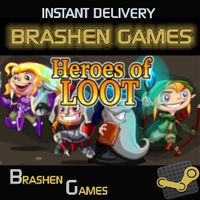 ⚡️ Heroes of Loot [INSTANT DELIVERY]