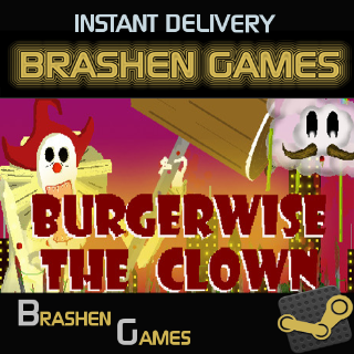 ⚡️ Burgerwise the Clown [INSTANT DELIVERY]