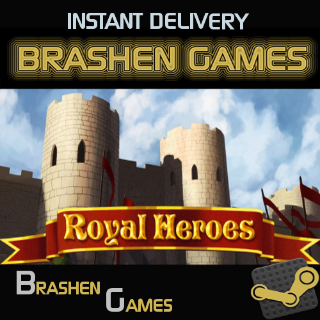 ⚡️ Royal Heroes [INSTANT DELIVERY]