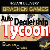 ⚡️ Auto Dealership Tycoon [INSTANT DELIVERY]