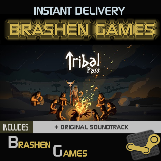 ⚡️ Tribal Pass + OST [INSTANT DELIVERY]