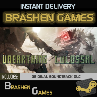 ⚡️ Unearthing Colossal + OST [INSTANT DELIVERY] BASE GAME + OST DLC