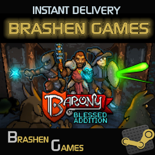 ⚡️ Barony (Blessed Addition) [INSTANT DELIVERY]