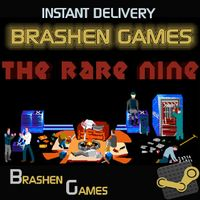 ⚡️ The Rare Nine [INSTANT DELIVERY]