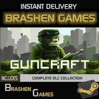 ⚡️ Guncraft + COMPLETE DLC COLLECTION [INSTANT DELIVERY]