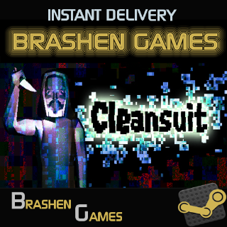 ⚡️ Cleansuit [INSTANT DELIVERY]
