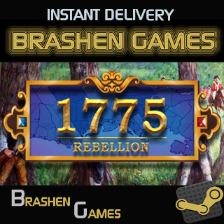 ⚡️ 1775: Rebellion [INSTANT DELIVERY]