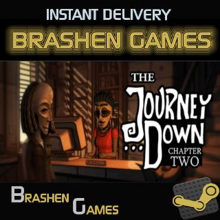 ⚡️ The Journey Down: Chapter Two [INSTANT DELIVERY]