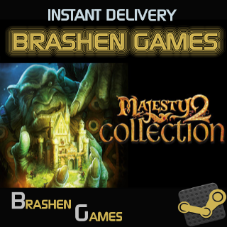 ⚡️ MAJESTY 2 COLLECTION [INSTANT DELIVERY] - ORIGINAL GAME + ALL AVAILABLE DLC