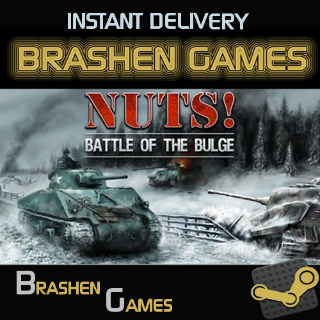⚡️ Nuts!: The Battle of the Bulge [INSTANT DELIVERY]
