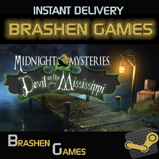 ⚡️ Midnight Mysteries 3: Devil on the Mississippi [INSTANT DELIVERY]