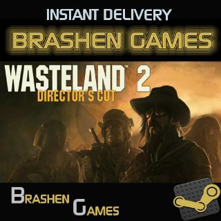 ⚡️ Wasteland 2: Director's Cut [INSTANT DELIVERY]