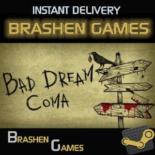 ⚡️ Bad Dream: Coma [INSTANT DELIVERY]
