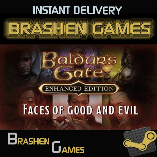 ⚡️ Baldur's Gate: Faces of Good and Evil DLC [INSTANT DELIVERY]