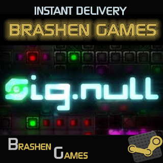 ⚡️ Sig.NULL [INSTANT DELIVERY]