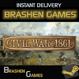 ⚡️ Civil War: 1861 [INSTANT DELIVERY]
