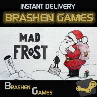 ⚡️ Mad Frost  [INSTANT DELIVERY]