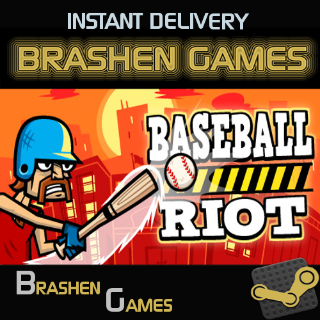 ⚡️ Baseball Riot [INSTANT DELIVERY]