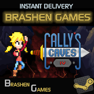 ⚡️ Cally's Caves 4 [INSTANT DELIVERY]
