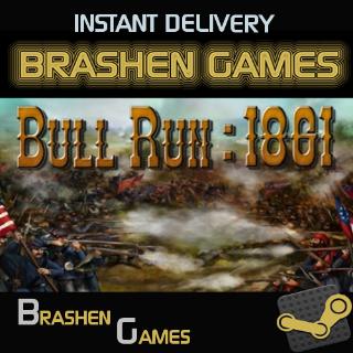 ⚡️ Civil War: Bull Run 1861 [INSTANT DELIVERY]